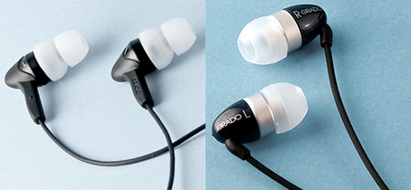 Grado in-ear iGi och R8