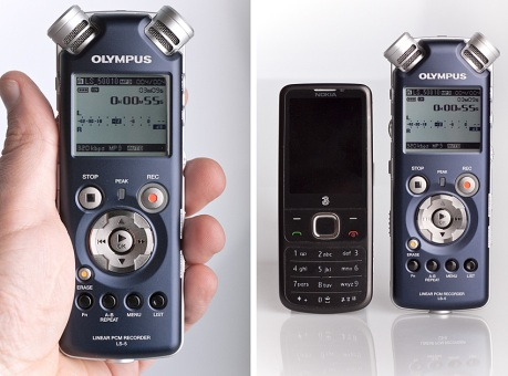 Olympus LS-5